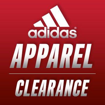 Adidas Apparel Closeouts