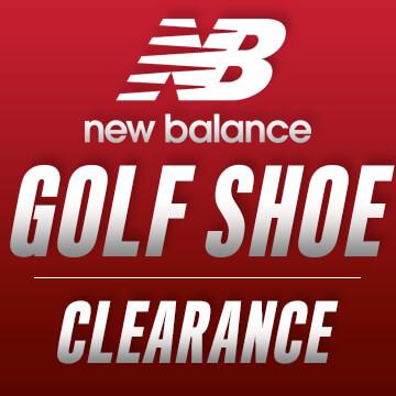 New Balance Golf Shoes Closeouts