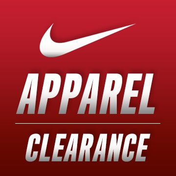 Nike Golf Apparel Closeouts