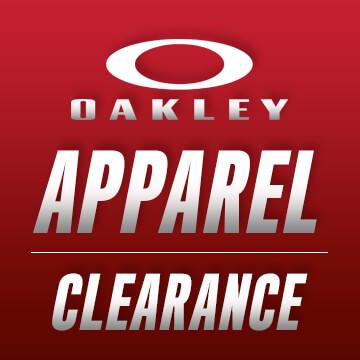 Oakley Golf Apparel Closeouts