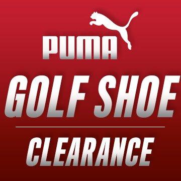 Puma Golf Shoes Closeouts