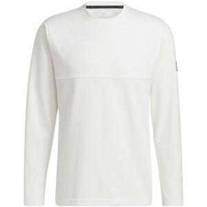 adidas Adicross Hybrid Long Sleeve Golf Shirt