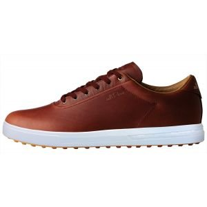 adidas Adipure SP Spikeless Golf Shoes Brown/White