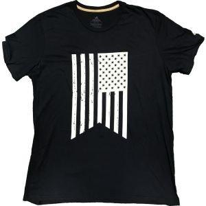 adidas American Flag Golf T-Shirt - ON SALE