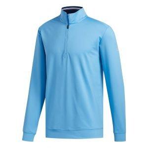 adidas Classic Club 1/4 Zip Golf Sweatshirt Pullover