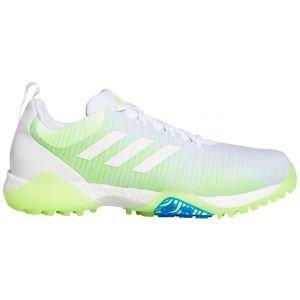 Adidas CodeChaos Golf Shoes White/Green