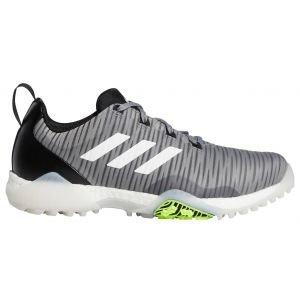 Adidas Codechaos Golf Shoes Grey/White/Green