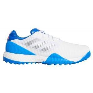 Adidas CodeChaos Sport Golf Shoes White/Silver/Blue