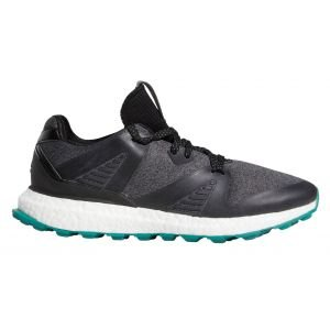 Adidas Crossknit 3.0 Golf Shoes 2019 Black/Grey/Active Green