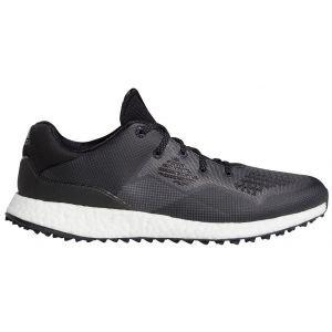 Adidas Crossknit DPR Golf Shoes Black/White/Grey 2020