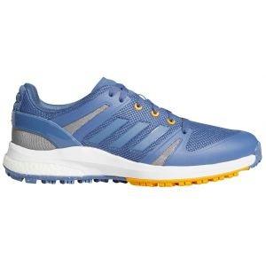 adidas EQT Primegreen Spikeless Golf Shoes Crew Blue/Crew Blue/ Crew Yellow