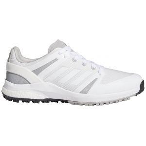 adidas EQT Primegreen Spikeless Golf Shoes White/White/Grey