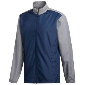 adidas Essential Full-Zip Golf Wind Jacket