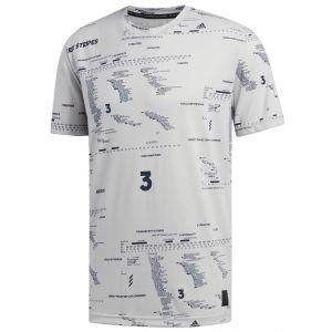 adidas Golf Adicross Graphic Tee Shirt