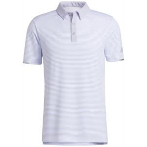 adidas HEAT.RDY Microstripe Golf Polo Shirt