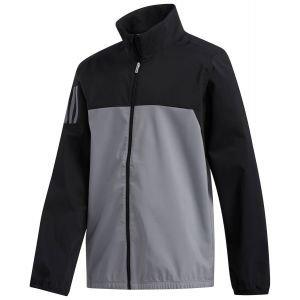 adidas Junior Boys Provisional Golf Rain Jacket