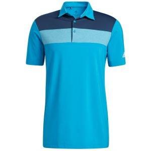 adidas Novelty Colorblock Primegreen Polo Shirt