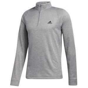 adidas Midweight Quarter-Zip Golf Pullover