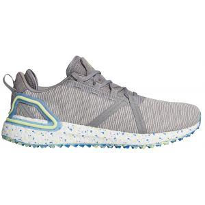 adidas Solarthon Golf Shoes Grey Three/Pulse Yellow/Grey Two