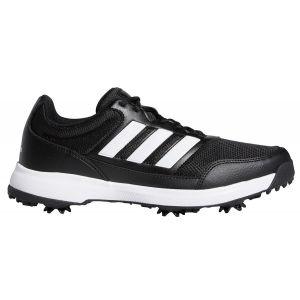 Adidas Tech Response 2.0 Golf Shoes Black/White