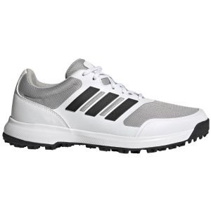 adidas Tech Response SL Spikeless Golf Shoes White/Black/Grey