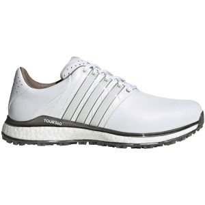 adidas Tour360 XT-SL Spikeless Golf Shoes White/White/Silver