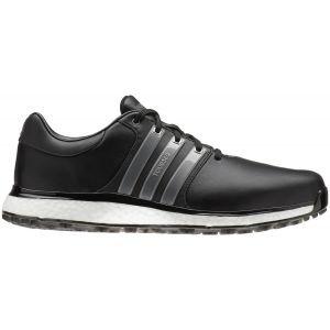 Adidas Tour360 XT Spikeless Golf Shoes Black/Iron/White