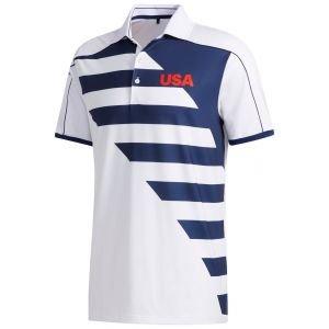adidas USA Golf Polo Shirt