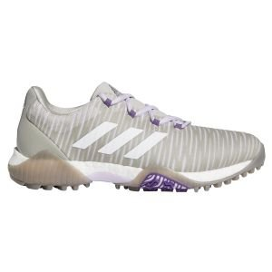 Adidas Womens CodeChaos Golf Shoes Metal Grey/Crystal White/Black