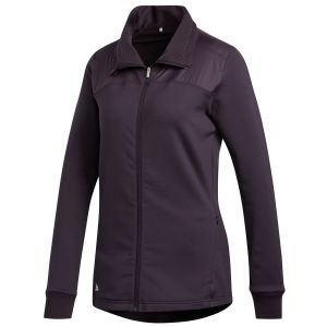 adidas Womens COLD.RDY Full Zip Golf Jacket