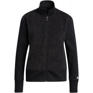 adidas Women's Equipment Recycled Polyester Full-Zip Golf Jacket