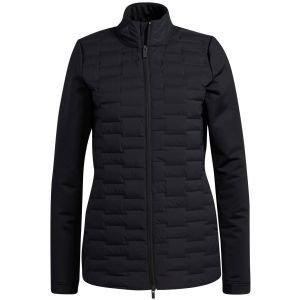 adidas Womens Frostguard Full-Zip Golf Jacket