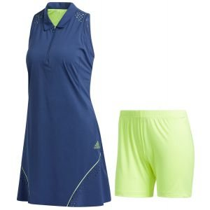 adidas Womens Perforated Color Pop Golf Dress