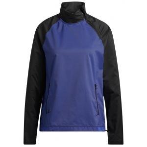 adidas Women's Primeblue Quarter Zip Golf Pullover
