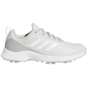 Adidas Womens Response Bounce 2.0 Golf Shoes Grey/White/Grey 2020