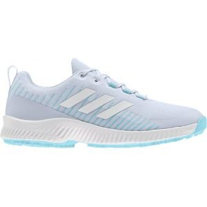 adidas Womens Response Bounce 2.0 SL Golf Shoes Blue/White/Sky