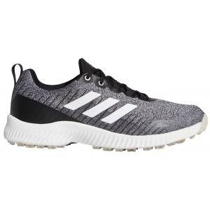 Adidas Womens Response Bounce SL Golf Shoes Black/White/Brown 2020