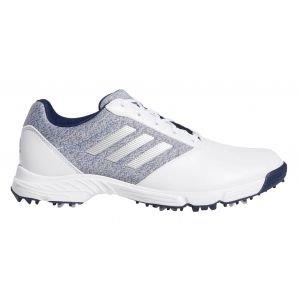 Adidas Womens Tech Response Golf Shoes 2019 White/Indigo