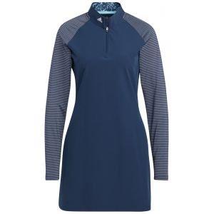 adidas Ladies UPF50 Long Sleeve Golf Dress
