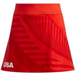 adidas Women's USA Graphic Golf Skort
