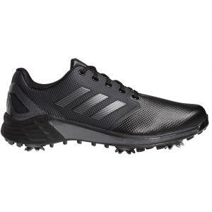 adidas ZG21 Golf Shoes Black/Silver/Grey
