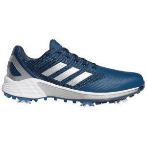 adidas ZG21 Motion Primegreen Golf Shoes 2021 - Crew Navy/Ftwr White/Focus Blue