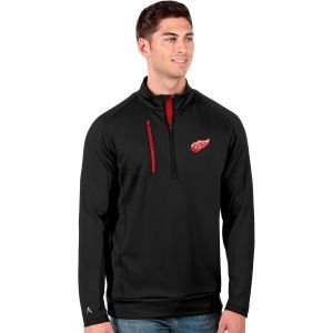 Antigua Detroit Red Wings Generation Golf Pullover