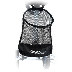 Bagboy Push Cart Storage Basket