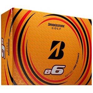 Bridgestone E6 Golf Balls 2021