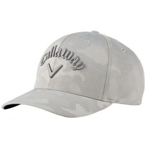 Callaway Camo Flexfit Snapback Golf Hat