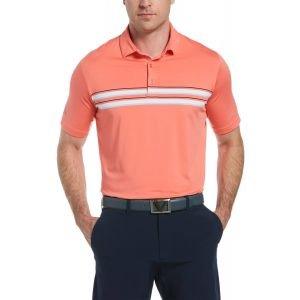 Callaway Jaspe Chest Stripe Golf Polo