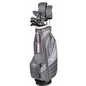 Callaway Womens Solaire 11-Piece Complete Set Cherry Blossom - ON SALE