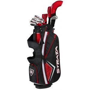 Callaway Strata Plus 14 Piece Complete Golf Package Set
