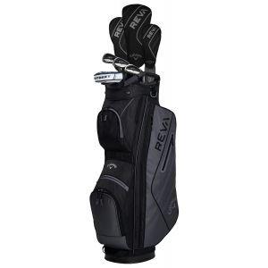 Callaway Womens REVA 8-Piece Complete Golf Package Set Black